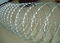 Concertina Razor Barbed Wire BTO 22 Razor Wire 450mm 500mm 900mm Coil Diameter