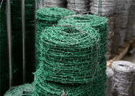 Pvc Coated Iron Security Barbed Wire For Airport Prison Security Fence