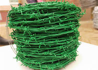 PVC Coated Barbed Iron Wire High Security Wire Fence Gaucho Barbed Wire