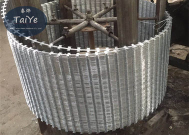 China Hot Dipped Galvanized  BTO11 Razor Barbed Wire With Sharp Blade Used In Army Area factory
